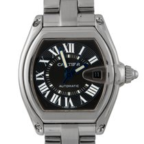 Cartier Gents Roadster with Charcoal Dial, Ref: 2510