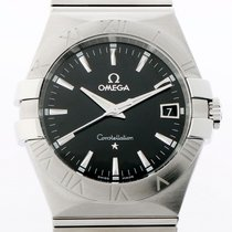Omega Constellation Stahl Quarz 35mm