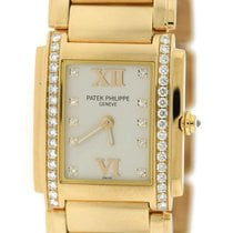 Patek Philippe Twenty-4 Diamond 18K Rose Gold