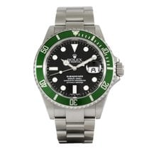 """Rolex Submariner Date 16610LV """"Oval O"""""""