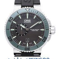 Oris AQUIS SMALL SECOND, DATE Ref. 01 743 7673 4157-07 4 26 34EB