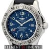 Breitling Superocean Chronometer Stainless Steel 42mm Blue...