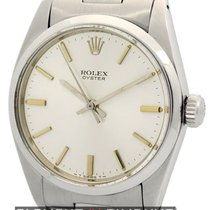 Rolex Oyster Vintage 34mm No-Date Steel Manual Wind Circa 1975...