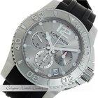 浪琴 (Longines) Hydro Conquest Chronograph Stahl L3.665.4.76.2