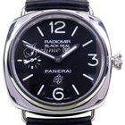 Panerai PAM 380 Radiomir Black Seal Logo Dial 45mm Stainless...
