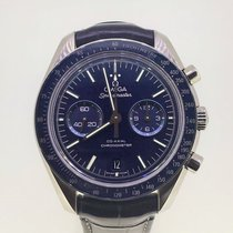 Omega Speedmaster Moonwatch Co-Axial Chronograph Blue