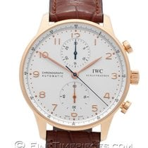 IWC Portugieser Chronograph Automatic Rotgold IW371480