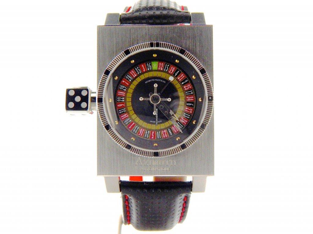 часы - рулетка