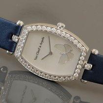 Van Cleef & Arpels Lady Arpels Papillon Tonneau White Gold...