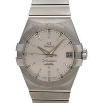 Omega Constellation Men's Co Axial 38mm Watch – 123.10.38.21.0...