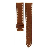 IWC Breitling Brown Calf Leather Strap 418x
