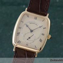Breguet Classique 18k (0,750) Gold Handaufzug Herrenuhr 3490...