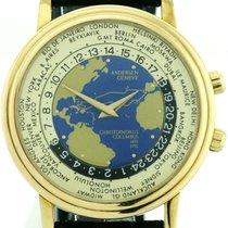Andersen Genève Christopher Columbus Worldtimer 750/18k Gold...