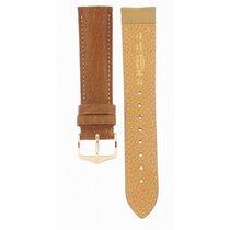 Hirsch Light Brown Leather 20mm