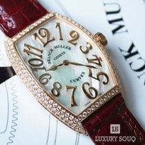 Franck Muller Curvex Relief  Mother Of Pearl Dia