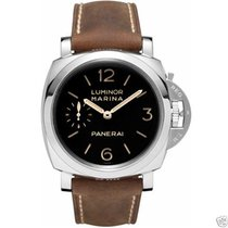 Panerai PAM00422 Luminor Marina 1950 3 days Black Dial PAM 422...