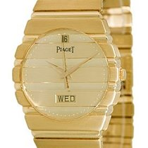 "Piaget Round ""Classic Polo""."