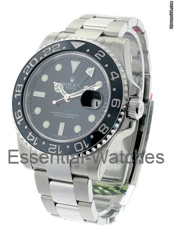 Rolex GMT MASTER II 116710