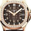 Patek Philippe Aquanaut Ladies Gold Luce