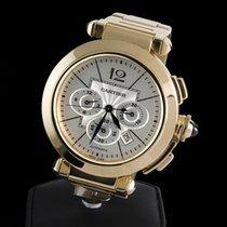 Cartier PASHA CHRONO 42mm YELOW GOLD