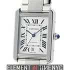 Cartier Tank Collection Tank Solo Extra-Large 31mm Stainless...
