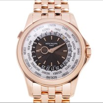 Patek Philippe [MAY SPECIAL] World Time 5130/1R-011(Retail:HK$...