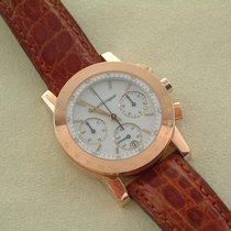 Girard Perregaux 18 Karat Roségold Chronograph 7700