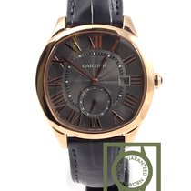 Cartier Drive Pink gold Grey dial NEW