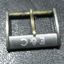 Eberhard & Co. vintage stainless steel buckle mm 14