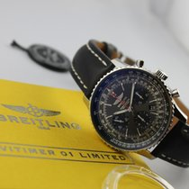 Breitling Navitimer 01 Limited Edition (Stratos Gray)