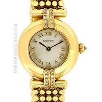 Cartier ladies 18k yellow gold Colisee