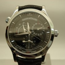 Jaeger-LeCoultre Master Control Geographic  Stell Black Dial