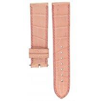 IWC Chopard-light Pink Crocodile Leather Strap