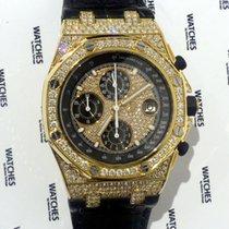 Audemars Piguet Royal Oak Offshore Chronograph Diamonds - ...