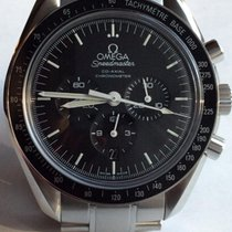 Omega Speedmaster co-axial moonwatch