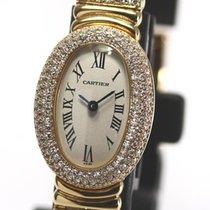 Cartier Mini Baignoire original diamond