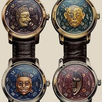 Vacheron Constantin Metiers d'art Les Masques Full Set