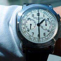 Patek Philippe Classic Chronograph White Gold - 5070G