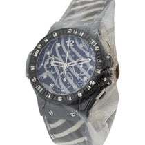 Hublot 341.HW.7517.VR.1975 Big Bang White Zebra Bang Mens...