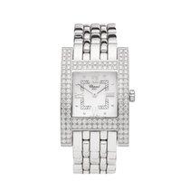 Chopard Your Hour Original Diamond 18k White Gold Ladies 13/6621