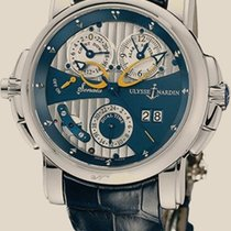 Ulysse Nardin Clаssic Sonata Cathedral Dual Time
