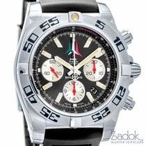 Breitling Chronomat 44 Frecce Tricolori Limited Edition Watch...