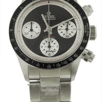 """Gevril Stainless steel """"Chronograph"""", Limited 500..."""