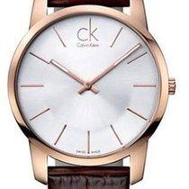 ck Calvin Klein city Herrenuhr K2G21629