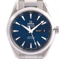 Omega Seamaster Aqua Terra Annual Calendar 150m Co-Axial Stahl...