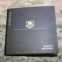 TAG Heuer vintage booklet quartz watches newoldstock