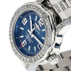 Breitling Womens Diamond Breitling Colt 33mm Blue Dial...