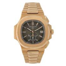 Patek Philippe Nautilus Chronogaph Rose Gold Watch UNWORN