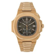 Patek Philippe Nautilus Chronogaph Rose Gold Watch UNWORN