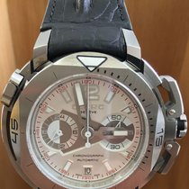 Clerc Hydroscaph Central Chronograph CHY-151 Men's Watch